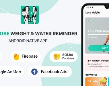 weight and water reminder